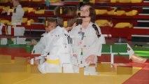 stage judo  21 et  22 octobre poussins benjamins à Ennery