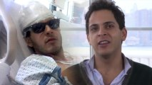 "Rap Genius CoFounder Mahbod ""Maboo"" Moghadam Recovers From Brain Tumor"