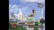 Super Smash Bros. Melee   Melee Gameplay   Part 4   Nintendo GameCube (GCN)   Corneria