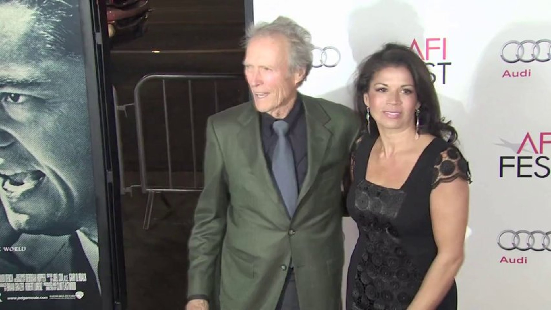 Clint Eastwood's Wife Dina Files For Divorce!