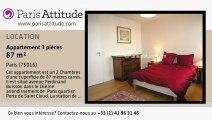 Appartement 2 Chambres à louer - Boulogne Billancourt, Paris - Ref. 2655