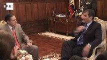 Correa explica sua versão sobre tentativa de golpe de Estado no Equador.
