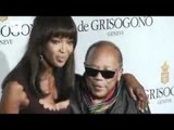 Naomi Campbell parties on but refuses to celebrate 41st birthday