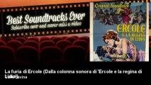 Carlo Savina - La furia di Ercole - Dalla colonna sonora di 'Ercole e la regina di Lidia'