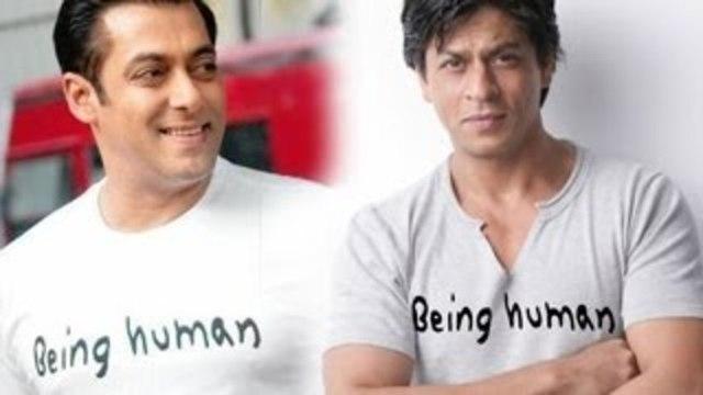 Shahrukh Khan Follows Salman's Being Human?
