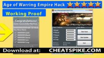 Age of Warring Empire Cheat Free Gold, Wood, Stone and More For iPad, Android, iPhone *New Release Age of Warring Empire Hacks *