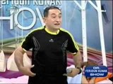 Feridun Kunak Bel Ağrısı Nasıl Geçer-Bel Ağrısı Egzersizleri ile bel ve karın inceltme