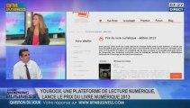 Yooboox: le livre quand vous voulez, où vous voulez, Hélène Morillon, dans GMB - 25/10