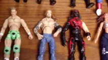My Wrestling Collection WWF Finishing Move on eBay Video 14