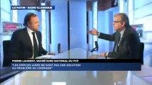 Pierre Laurent, invité politique de Guillaume Durand avec LCI