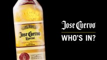 Stingray wingman -- Jose Cuervo #PARTYANIMALS
