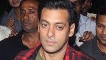 Salman Khan Saves Life Of A Background Dancer