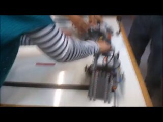 Battle Sumo Bot Lego Mindstorms