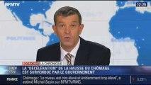 la Chronique éco de Nicolas Doze: chômage, la tendance est à la baisse mais... - 25/10