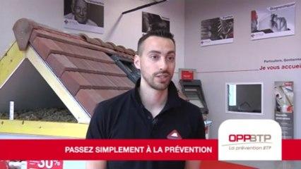 Prévenir le risque éléctrique, Julien Durieux