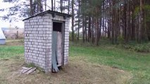 Outhouse Shart