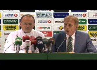 Bursaspor Kayserispor'u 2-0 Yendi