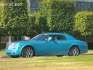 Dalgıç Rolls-Royce Tanıtıldı