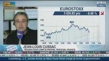 Bilan hebdo: volatilité, stabilité des marchés, les flux spéculatifs...,Philippe Béchade et Jean-Louis Cussac, dans Intégrale Bourse –- 25/10