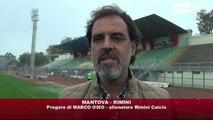 Icaro Sport. Mantova-Rimini, intervista a Marco Osio