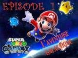 Super Mario Galaxy [01] Un nouvelle envol vers les Etoiles