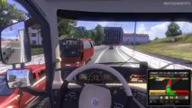Euro Truck Simulator 2 - Volvo FH16 Gameplay