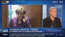 BFM Story: NSA, l'espionnage américain: les nouvelles révélations? - 25/10