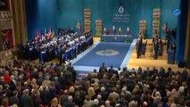 Premios Príncipe de Asturias: La Reina y los Príncipes llegan al Teatro Campoamor