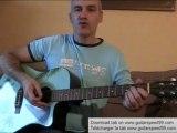 Cours de guitare - The Passenger (Iggy Pop)