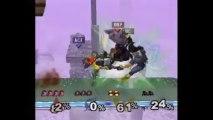 Super Smash Bros. Melee   Melee Gameplay   Part 6   Nintendo GameCube (GCN)   Mute City