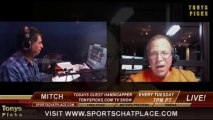 NFL Week 8 Free Picks College Football Week 9 Free Picks Predictions Previews Odds Tonys Picks TV Show
