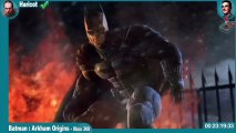 Batman : Arkham Origins - Insert Disk #42 - Batman : Arkham Origins, le cuir leur va si bien