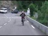 Extrême Freeride Mountain Bike Roller