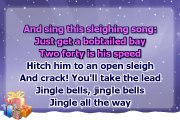 Christmas carol - Jingle bells - with a melody