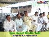 DPO Ali Nasir Rizvi Media Talk Part 01 23-10-2013