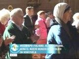 El italiano Aldo Giordano, nuevo nuncio apostólico en Venezuela