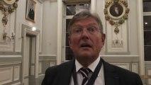 Jean Yves Ollivier, Président de la Commission Particulière du Débat Public sur les projets Arc lyonnais et Val de Saône