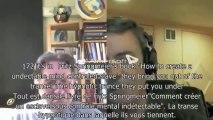 Interview de Jay Parker - Mai 2013 (NWO, satanisme, illuminati, pédocriminalité....) Part 1/2