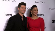 Robin Thicke On Paula Patton, Kate Upton, Demi Lovato and Jamie Foxx