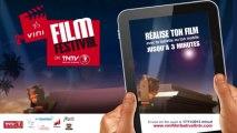 Seconde édition du Vini film festival on Tntv. Appel à films.