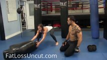 Mixed Martial Arts Training for Beginners- MMA Ground and Pound Training