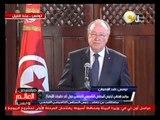 مؤتمر صحفي لرئيس المجلس التأسيسي التونسي حول آخر تطورات الأوضاع