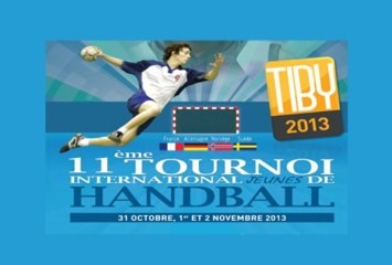 Tournoi Pierre Tiby - Handball International Jeunes