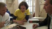 Guy Férez au 24H du jeu (Vidéo-Flash)