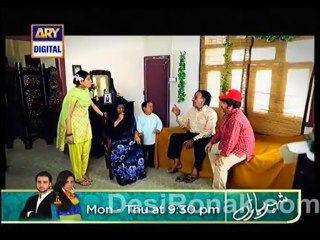 Quddusi Sahab Ki Bewah - Episode 121 - October 27, 2013 - Part 4
