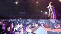 Beauvais : Olympe met le feu au show Miss Picardie