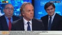 L'After RMC: Xavier Bertrand, député UMP de l'Aisne, répond aux questions d'Hervé Gattegno –- 27/10 6/6