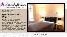 1 Bedroom Apartment for rent - Neuilly sur Seine, Neuilly sur Seine - Ref. 7796