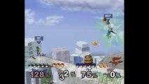 Super Smash Bros. Melee   Team Melee Gameplay   Part 3   Nintendo GameCube (GCN)   Corneria