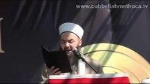 İcâzet Merâsimi  Silivri 12-05-2013) - Cübbeli Ahmet Hocaefendi